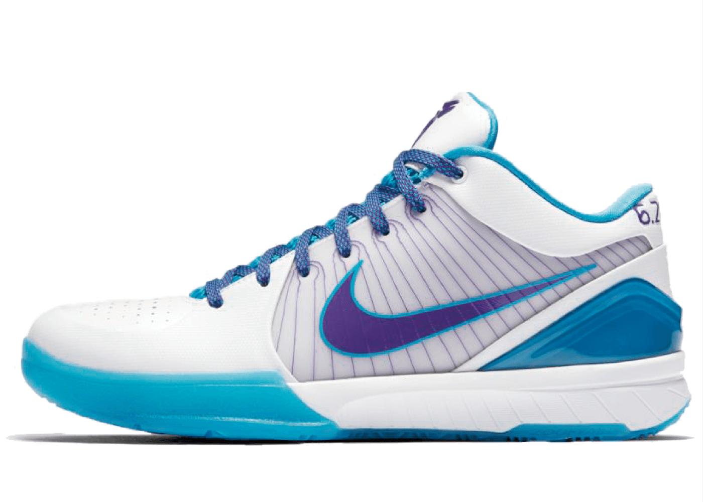 Nike Kobe 4 Protro Hornetsの写真