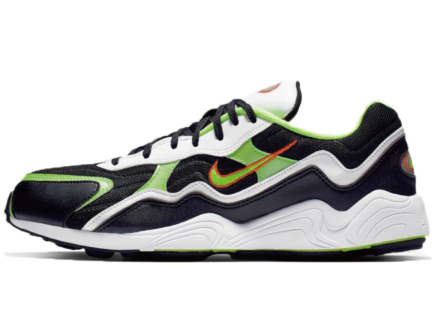 Nike Air Zoom Alpha Black and Voltの写真
