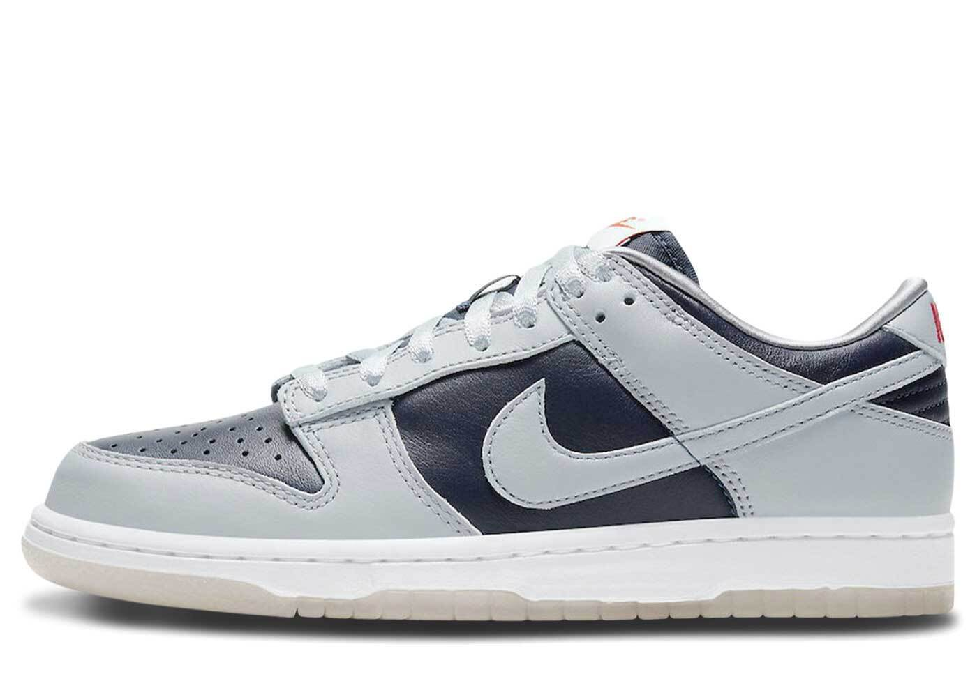Nike Dunk Low SP College Navy Womensの写真