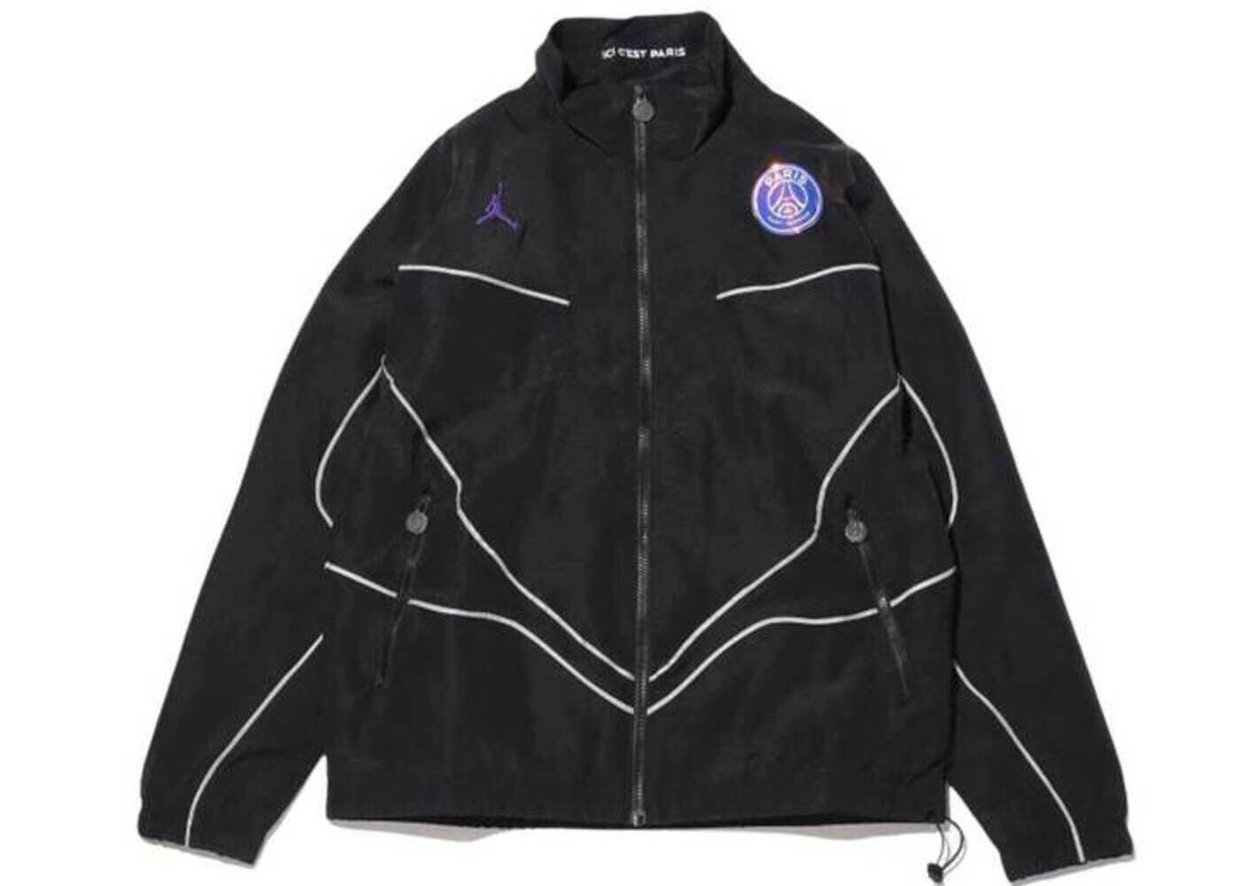 PSG × Jordan Anthem Jacketの写真