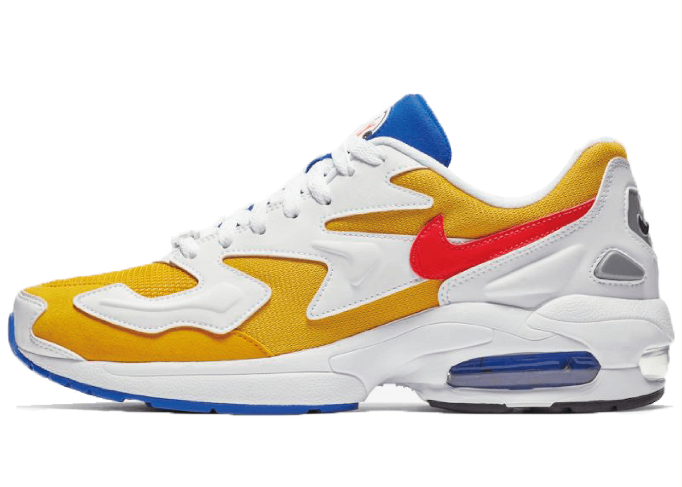 Nike Air Max 2 Light 'University Gold Flash Crimson'の写真