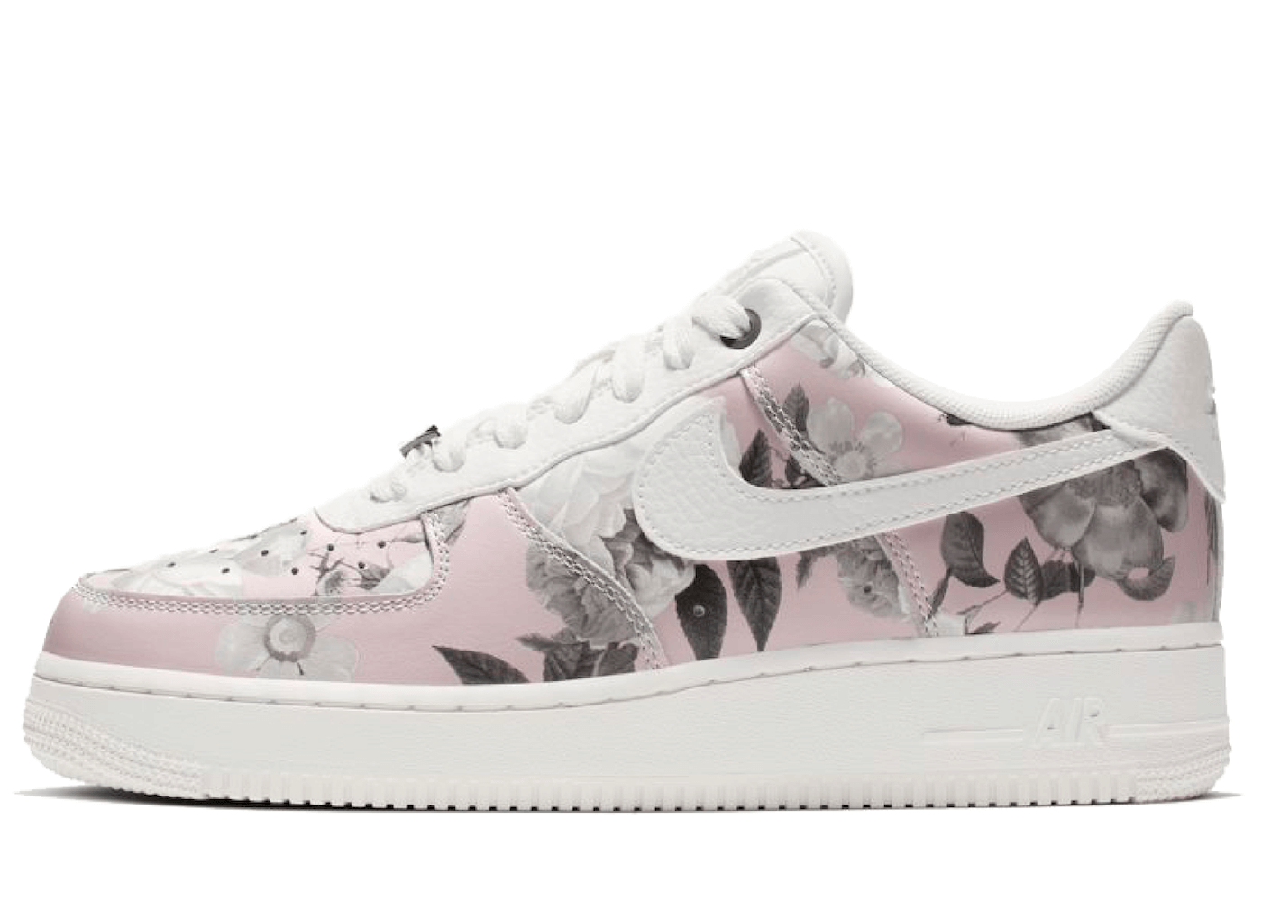 Nike Air Force 1 Floral White Womensの写真
