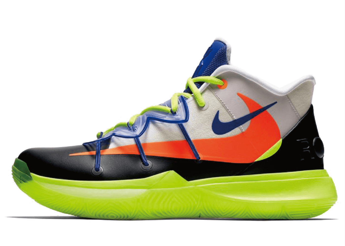 Nike Kyrie 5 Rokitの写真