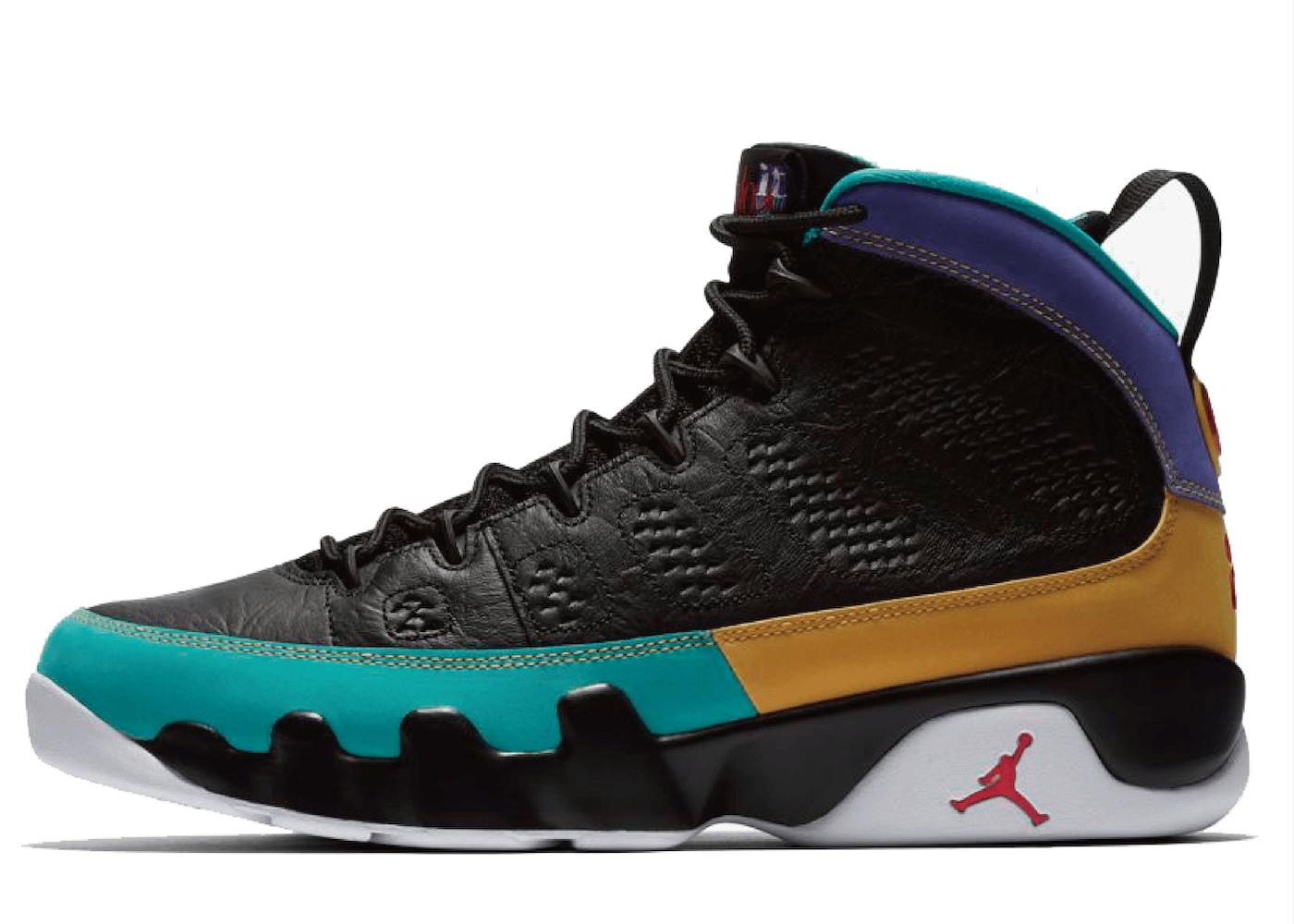 Nike Air Jordan 9 Retro Dream It Do Itの写真