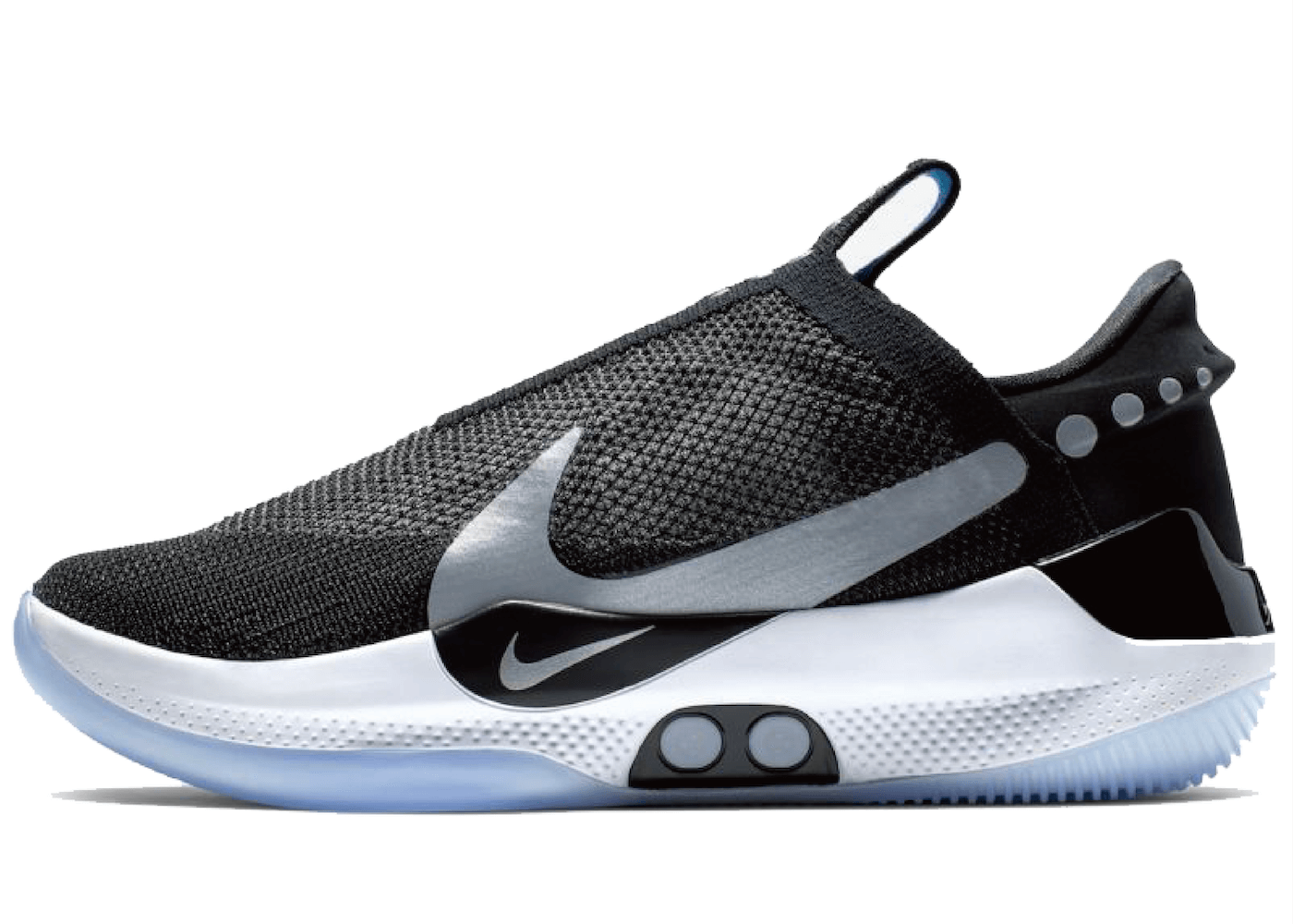 Nike Adapt BB Black Pure Platinumの写真
