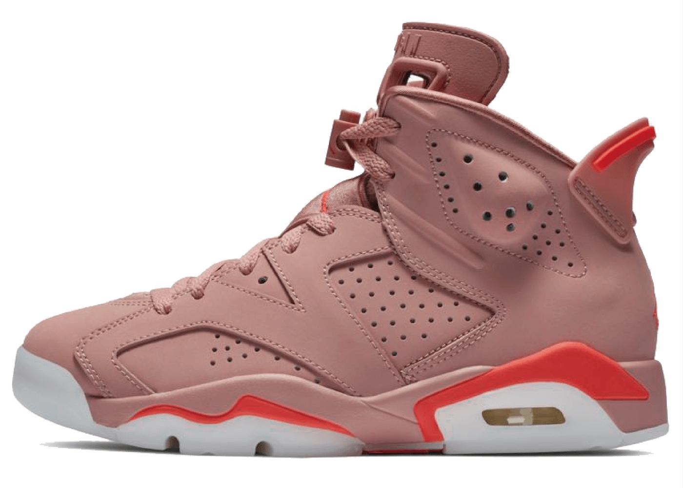 Nike Air Jordan 6 Retro Aleali May Womensの写真