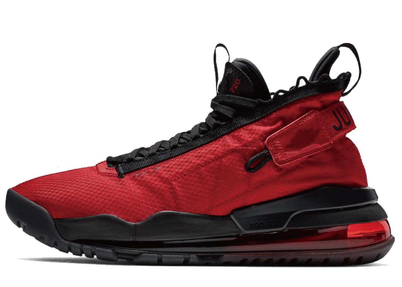Nike Air Jordan Proto Max 720 Gym Red Blackの写真