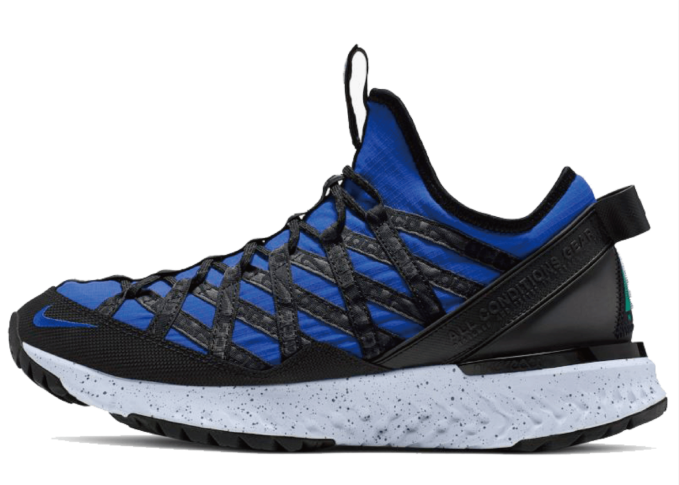 Nike ACG React Terra Gobe Hyper Royal Blackの写真