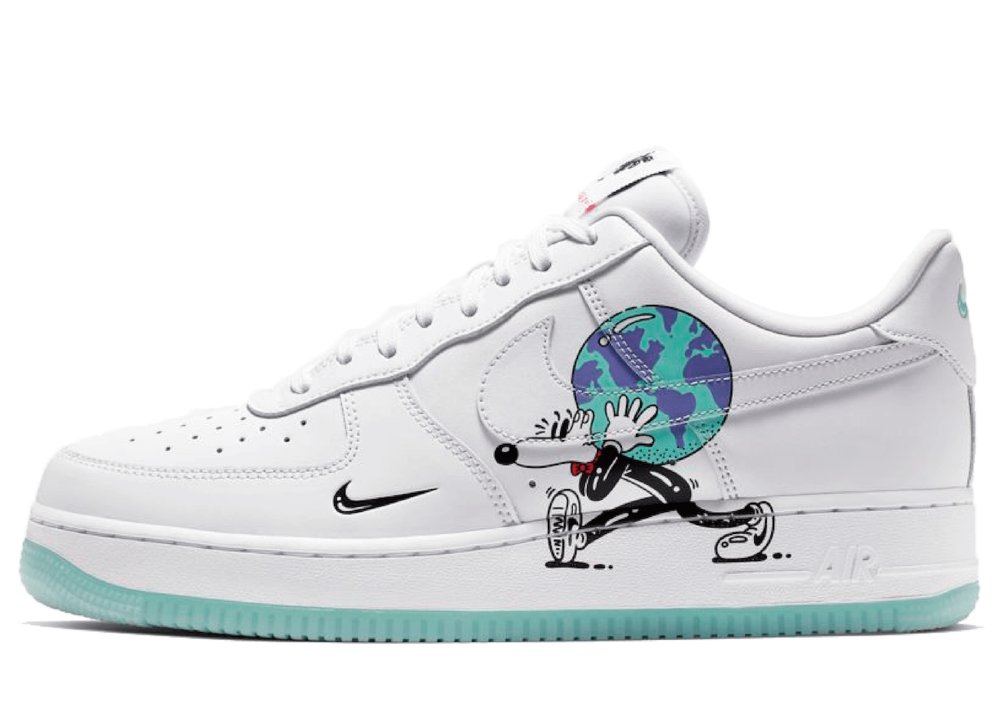 Nike Air Force 1 Earth Day (2019)の写真