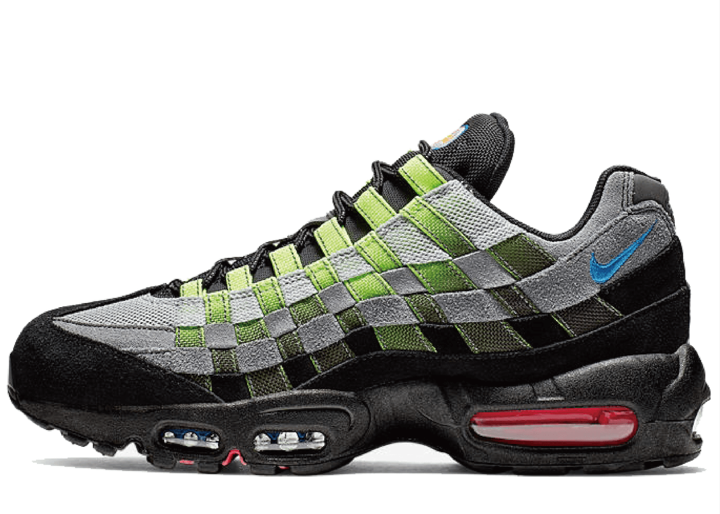 Nike Air Max 95 Woven Yellowの写真