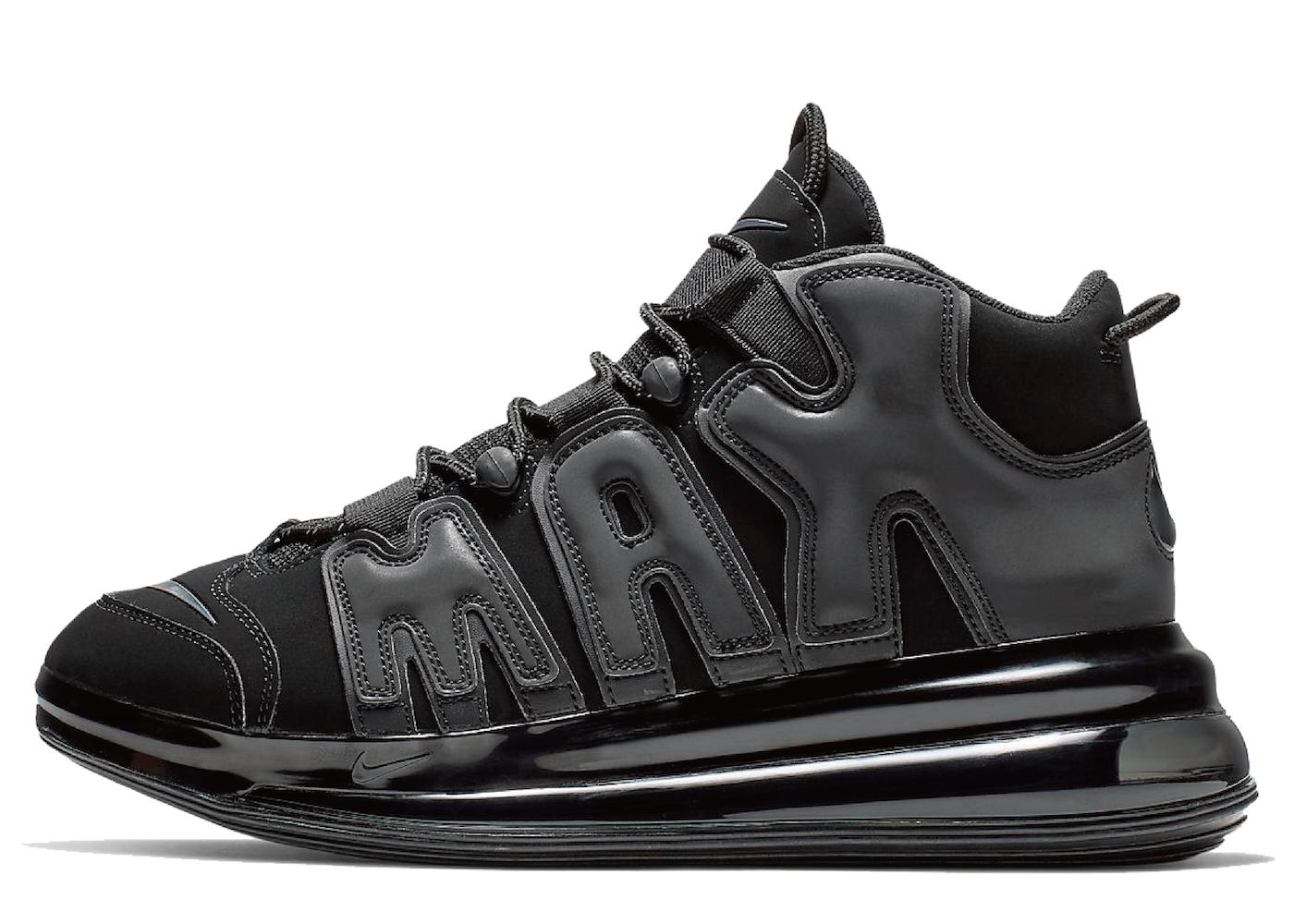Nike Air More Uptempo 720 Black