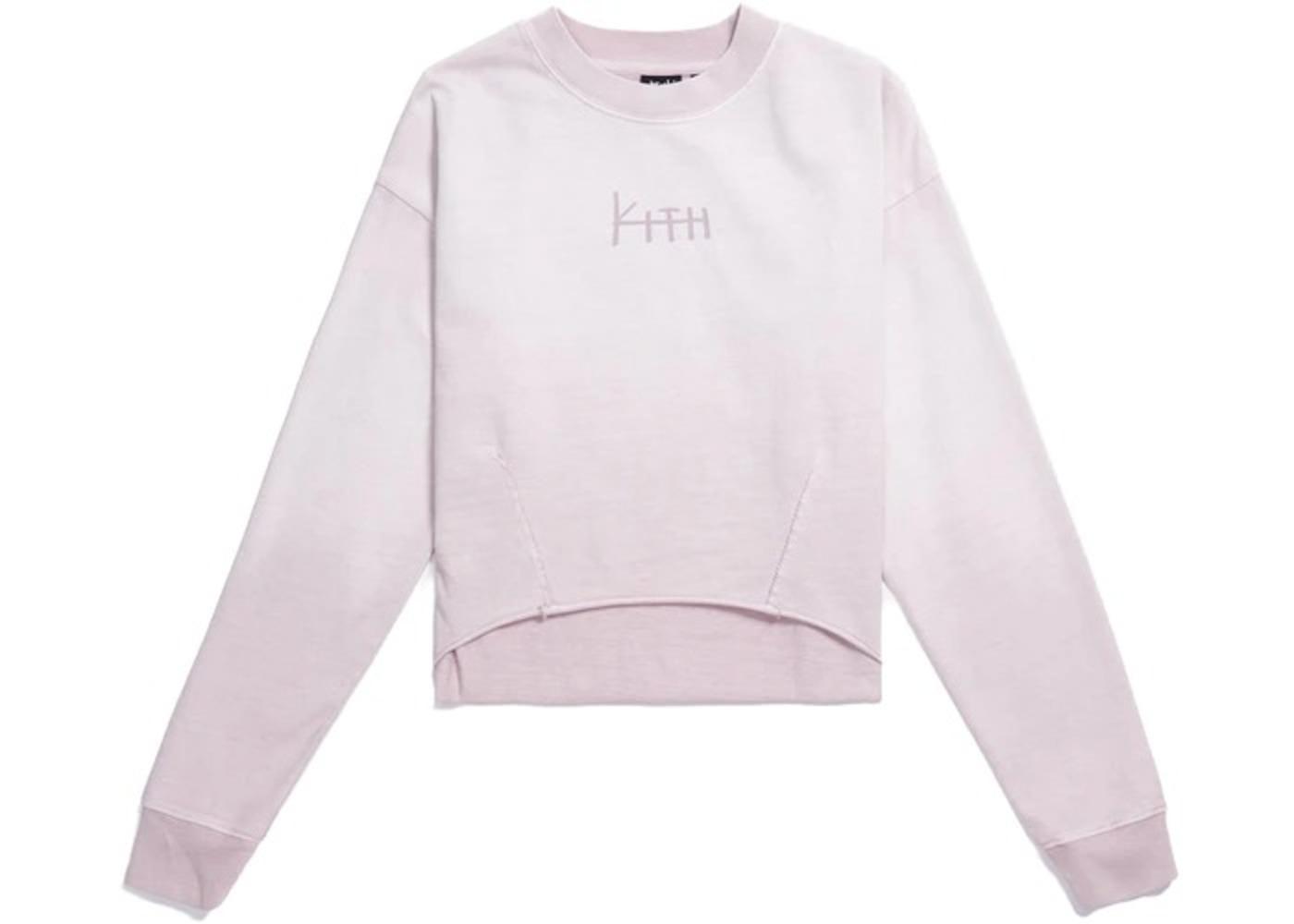 Kith Women x Ksubi Nova Crop L/S Tee Blush の写真