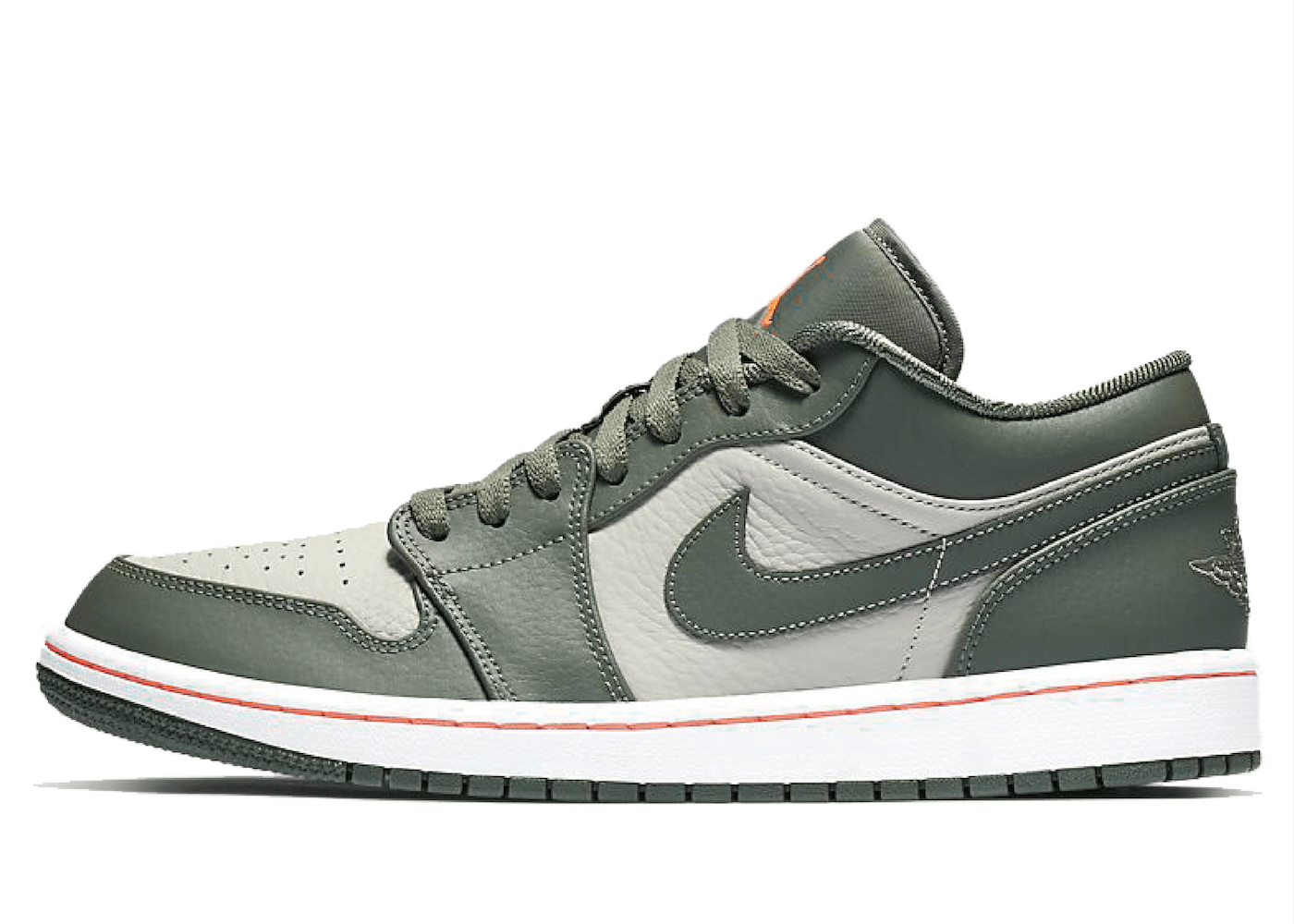 Nike Air Jordan 1 Low Military Greenの写真