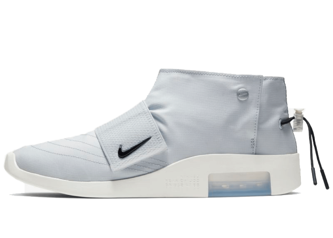 Nike Air Fear Of God Moccasin Pure Platinumの写真