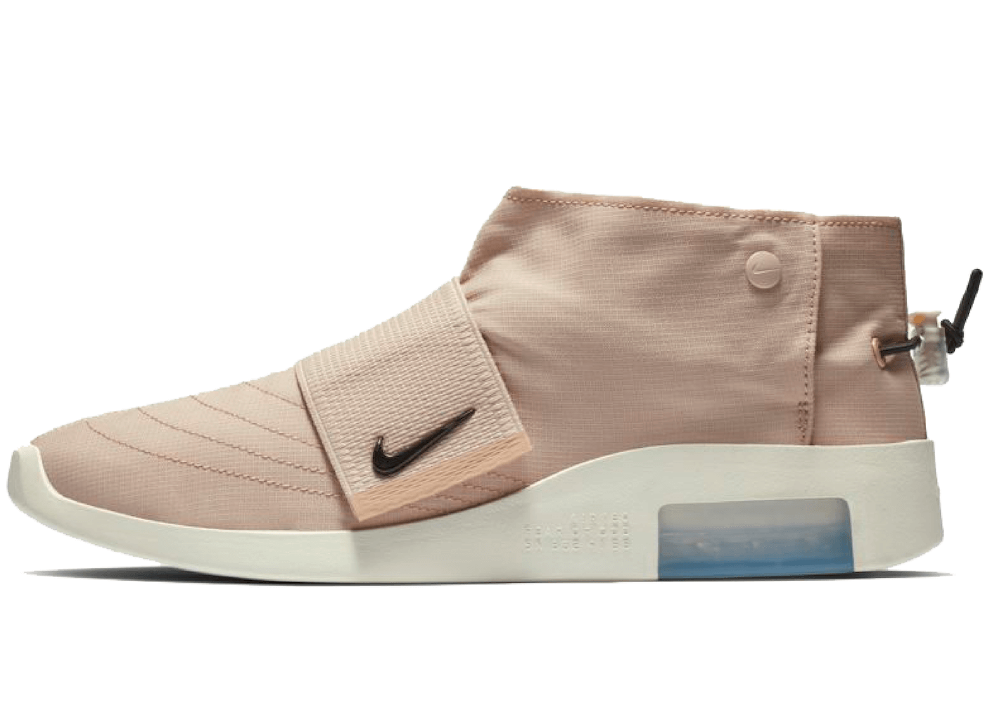 Nike Air Fear Of God Moccasin Particle Beigeの写真