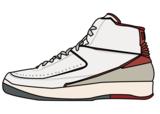 Jordan Ⅱ