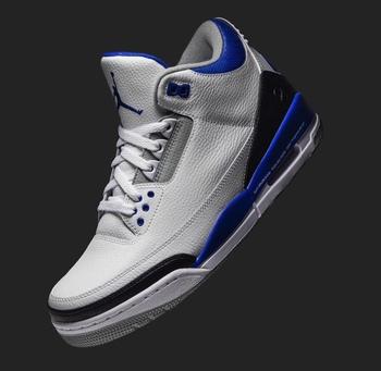 【サンプル】Fragment × Nike Air Jordan 3についての写真