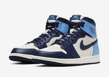 """【販売リンクあり8月31日発売】Nike Air Jordan 1 OG """"Obsidian"""" についての写真"""