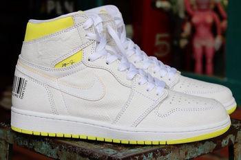 """【9月26日発売】Nike Air Jordan 1 High """"First Class Flight""""についての写真"""