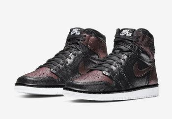【10月22日発売】Nike Air Jordan 1 High OG WMNZ Fearless Rose Goldの写真