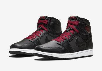 """【販売リンクあり1月18日発売】Nike Air Jordan 1 Retro High OG """"Black Stain"""" についての写真"""