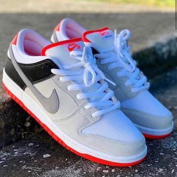 """【販売リンクあり2月1日発売】Nike SB Dunk Low """"Infrared"""" についての写真"""