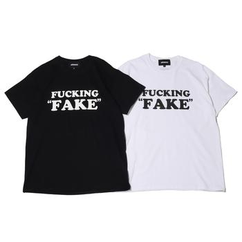 """【atmos × monokabu FUCKING """"FAKE"""" Tee】リリース!の写真"""