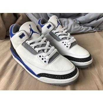 """【海外2021年7月10日発売予定】Nike Air Jordan 3 """"Racer Blue""""についての写真"""