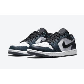 """【2021年発売予定】Nike Air Jordan 1 Low """"Dark Teal"""" について の写真"""