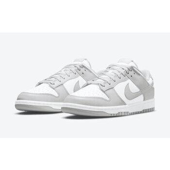 """【2021年9月発売予定】Nike Dunk Low """"Grey Fog"""" について の写真"""